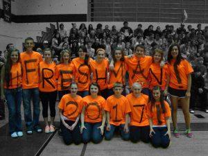 Freshmen Spirit